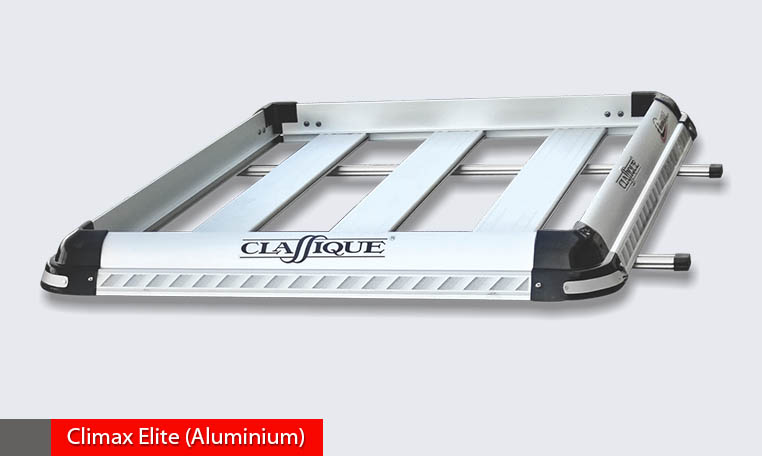 Full aluminium luggage carrier, light weight and weight loading capacity 60 kgs